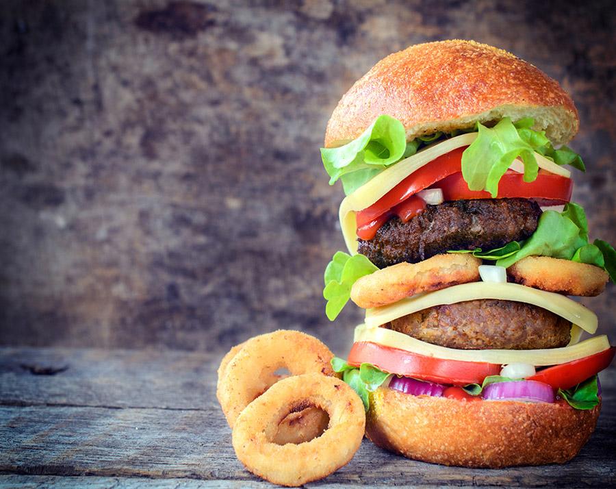 Burger the King