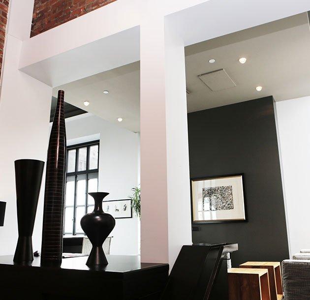 <span>Renovated</span> interior house